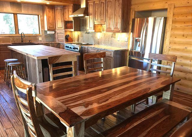 Tahoe Keys Splendor Waterfront Vacation Rental Home