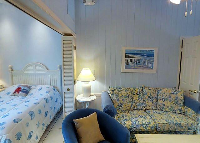 Palms of Sanibel Blue Cottage