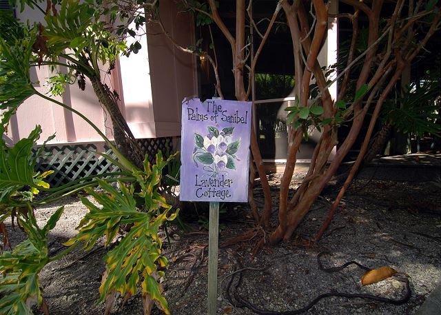 the palms of sanibel - lavender cottage   re/max of the islands, Garten und erstellen