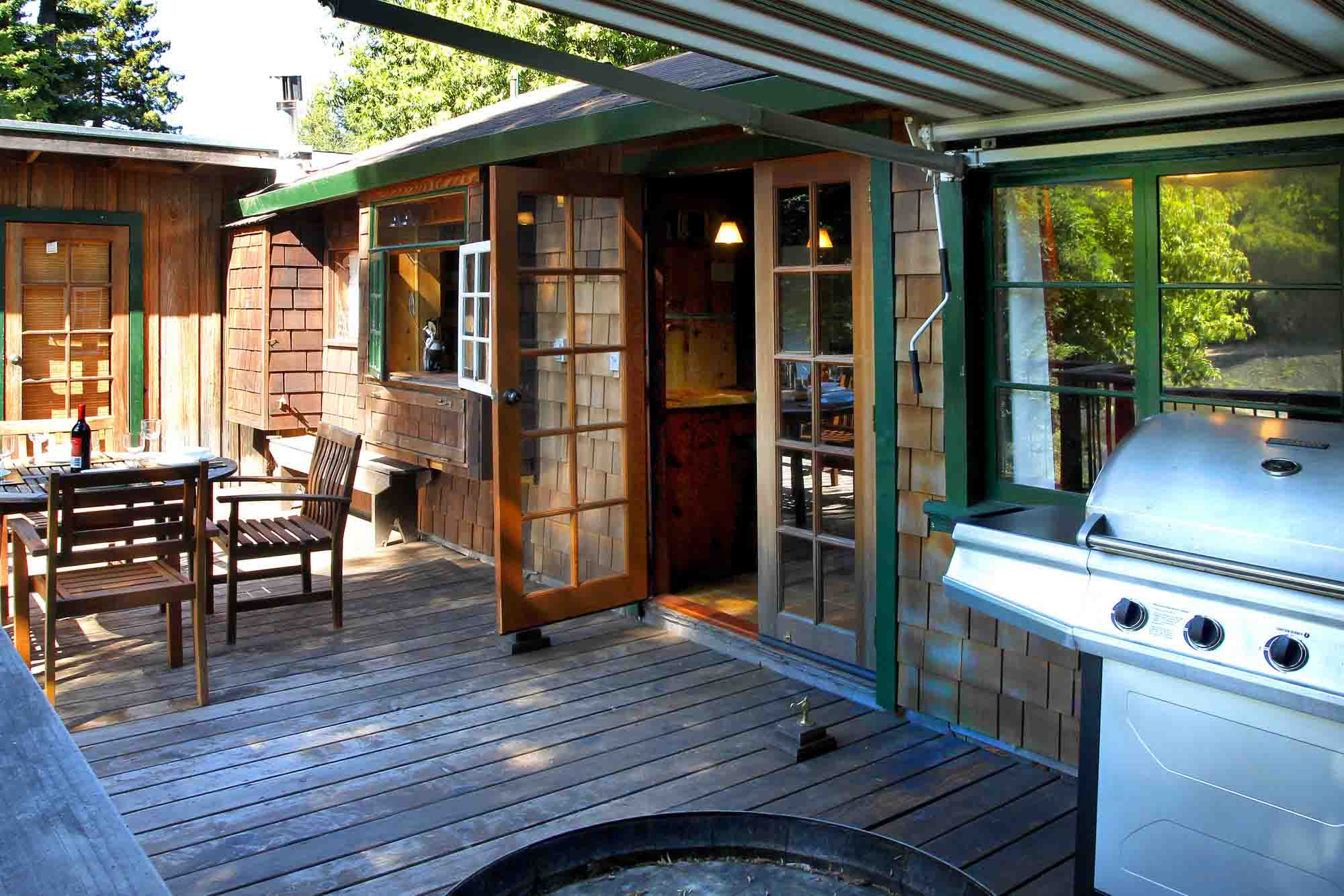 Cabernet Cottage Russian River Vacation Rental