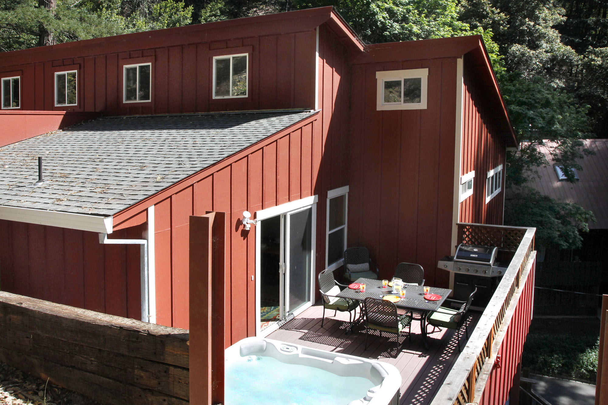 River Rendezvous Russian River Vacation Rental