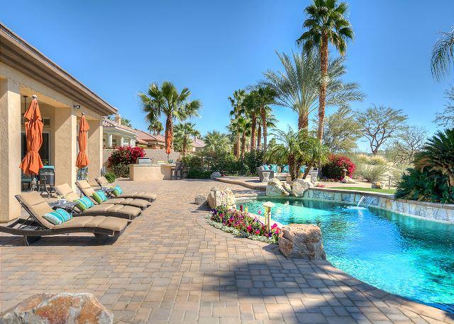 LA QUINTA CA United States TIBURON Resort Home Destinations - Tiburon pool table