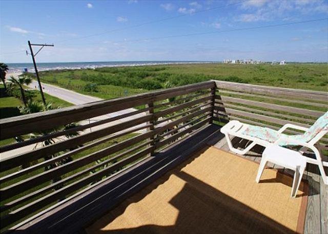 Spectacular beachside home with breathtaking views of the beach! - Galveston, Texas