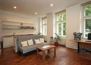 Park View -Prague center 2 Bedroom