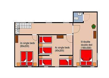 Plan des Appartements zeigen