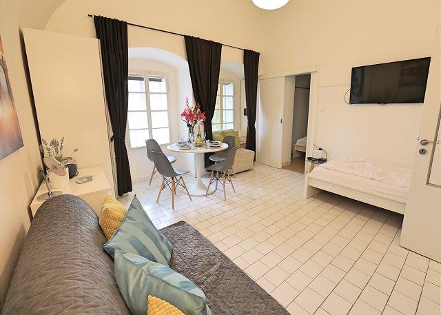 LORETA - Beschreibung des Appartements - Ansicht und Fotos