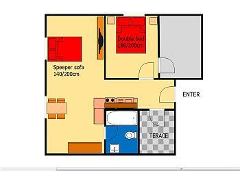 Показать планировку квартиру