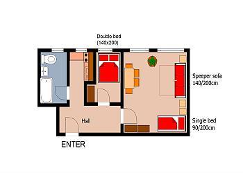 预订公寓或了解更多