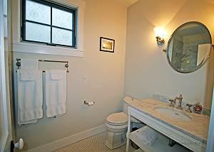 First floor bedroom bath