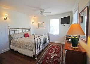Bedroom three king bed