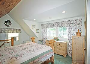 Another view of guest house Master bedroom