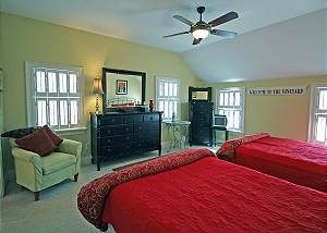 Another view of Queen bedroom