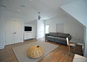 Second floor Queen bedroom living room