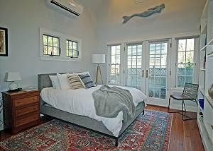 First floor suite bedroom