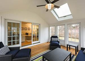 Another view of the sun room