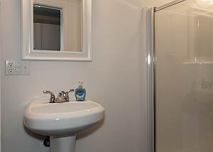1st Floor Bathroom with Shower