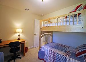 Another view of bunk room