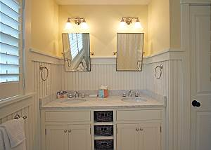 2nd Floor Twin Bathroom