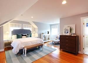 3rd Floor Master Bedroom