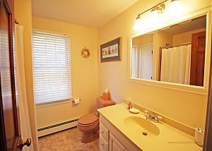 Second floor bedroom bath