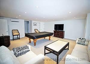 lower level TVPool room