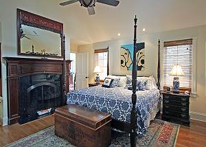 Another view of King bedroom