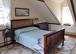 Second floor Master bedroom