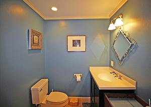 1st Floor Half Bath