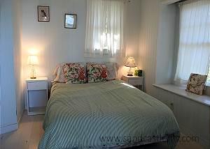 Bedroom off deck