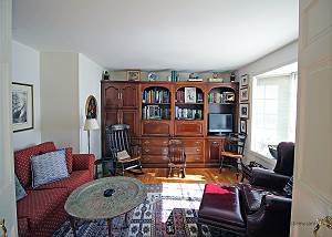 Another view of den