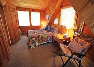 Guest house second floor bedroom