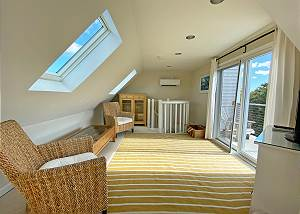 Another view of Third floor Queen bedroom