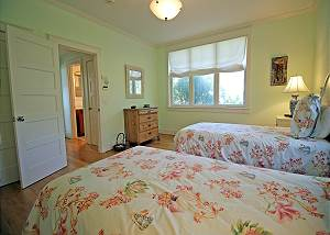 Another view of first floor bedroom