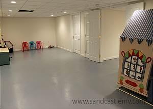 Lower Level Playroom
