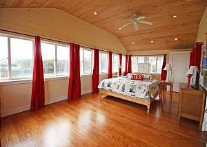 Bedroom 1 water view