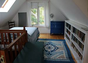 Another view of Second Floor Bedroom