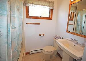 First floor bathrrom