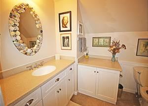 Second floor Master bedroom bathroom