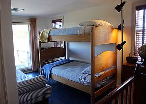 Second Floor open Bunk Room