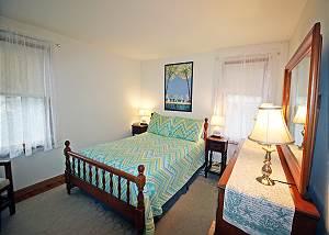 First floor Full bedroom