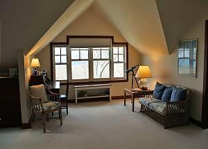2nd Floor Master Bedroom View 2