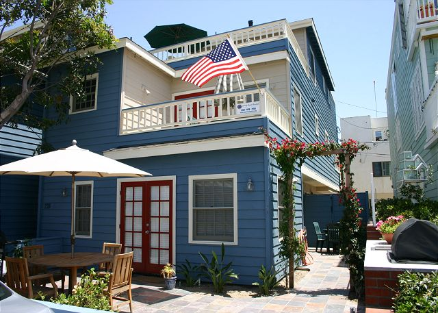 La Playa House - South Mission Beach, California