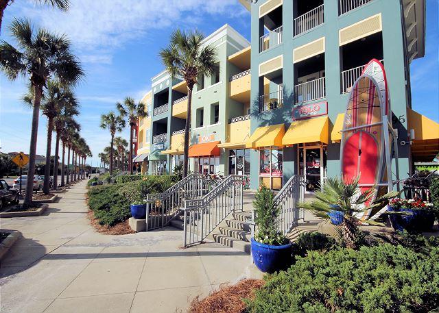 Gulf Place Shops