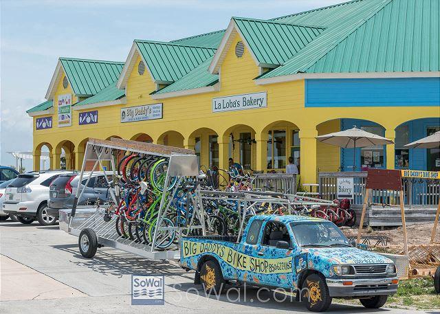 Blue Mountain Local Shops