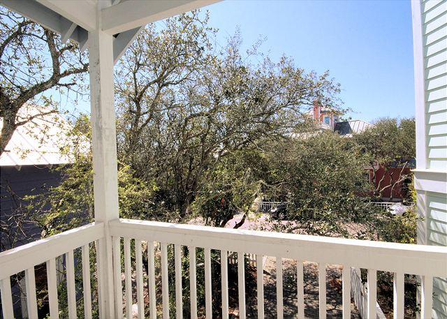 Private Balcony Views