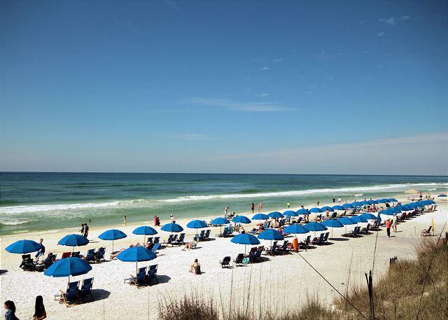 Seagrove Beach - Beach Chair Rentals Available