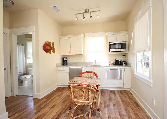 Guest Cottage Kitchenette