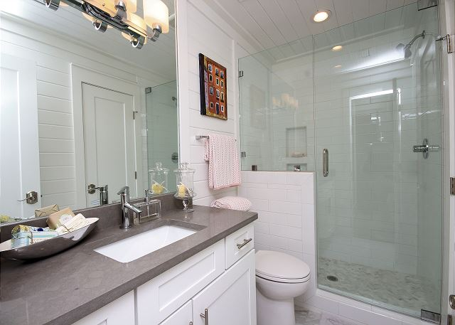2nd Guest Bath (shower only)