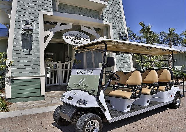Beach Shuttle Runs In-Season