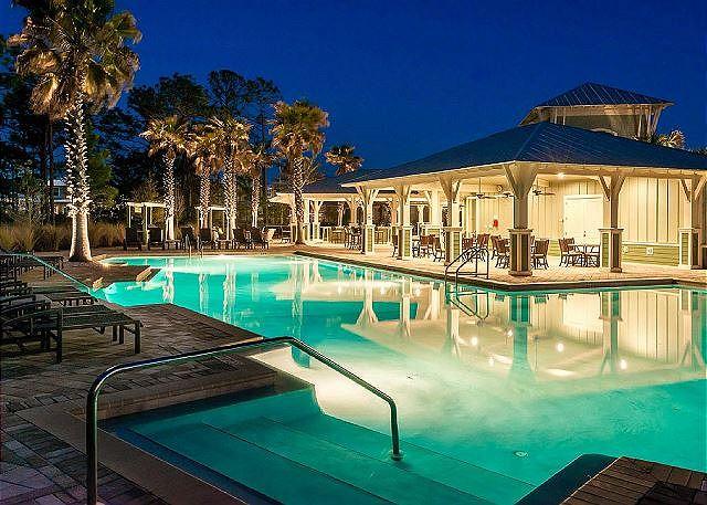 Gorgeous Community Pools